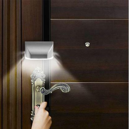 Obrázok Osvetlenie kľúčovej dierky