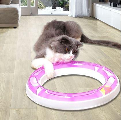 Obrázok z Guľová dráha pre mačky