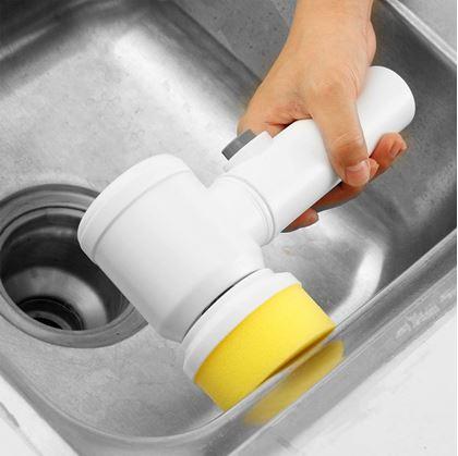 Obrázok z Elektrická čistiaca kefa