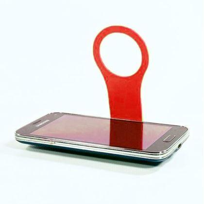 Obrázok z Držiak mobilu - červený