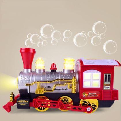 Obrázok z Bublinkový vláčik