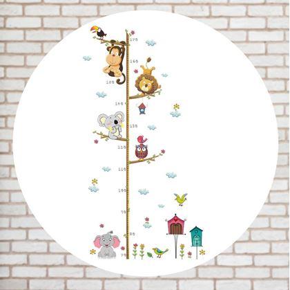 Obrázok z Nalepovací meter so zvieratkami