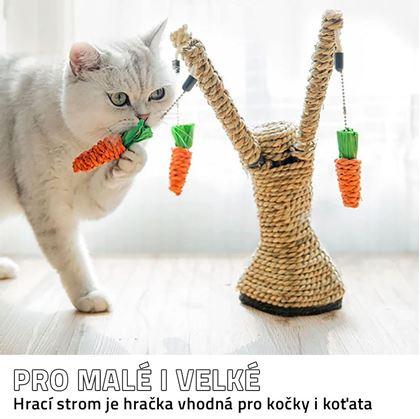 Obrázok z Hrací strom pro kočky