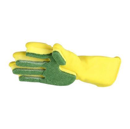 Obrázok z Rukavice na umývanie riadu s hubkou
