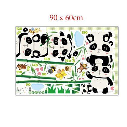 Obrázok z Nalepovací metr - Panda