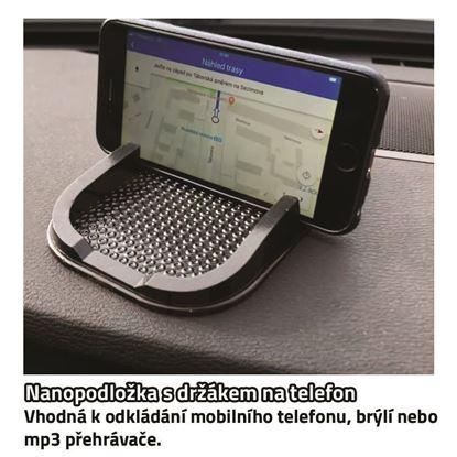 Obrázok Nanopodložka s držiakom na telefón