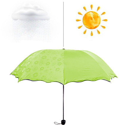 Obrázok z Magický dáždnik - limetkový
