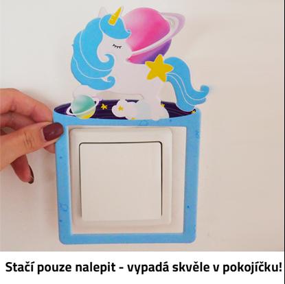 Obrázok Nalepovacia dekorácia na vypínač