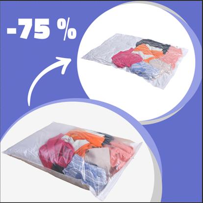 Vakuové pytle na oblečení