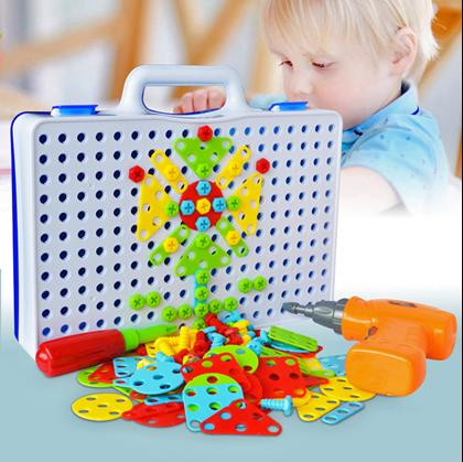 Kreativní stavebnice pro děti