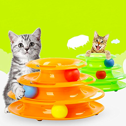 Dárky pro kočky pyramida
