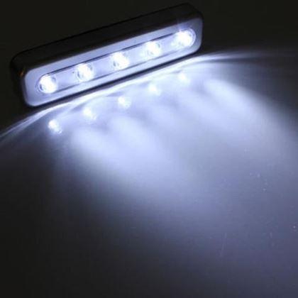 dotykové světlo