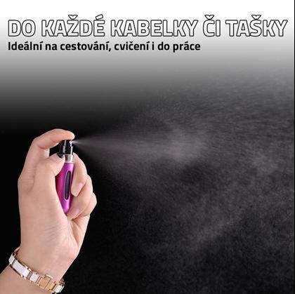 Rozprašovač na parfém