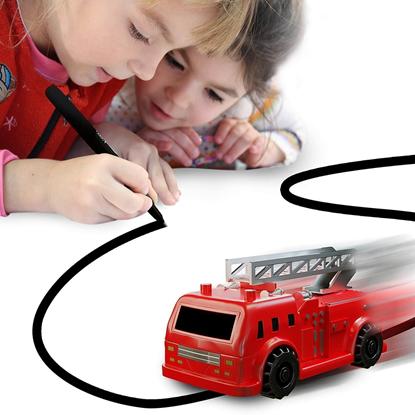 Autíčko hasiči
