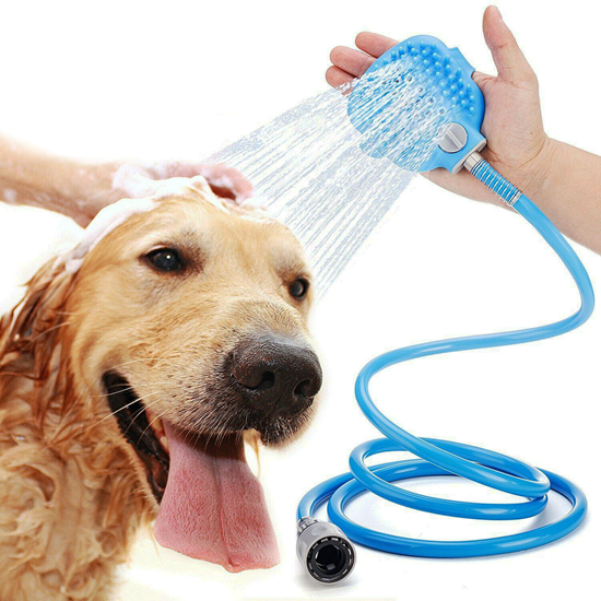 Ruční sprcha pro psy