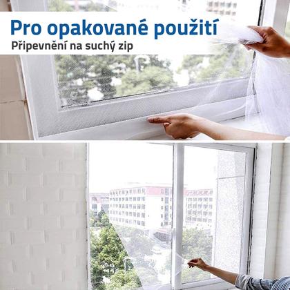 Síť proti hmyzu do oken