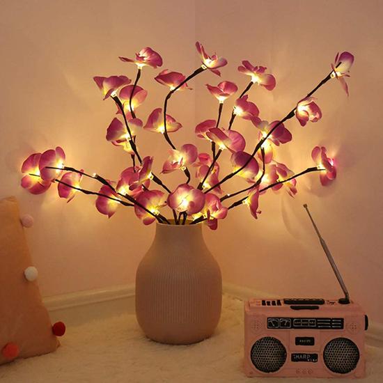 Větvičky umělé orchideje