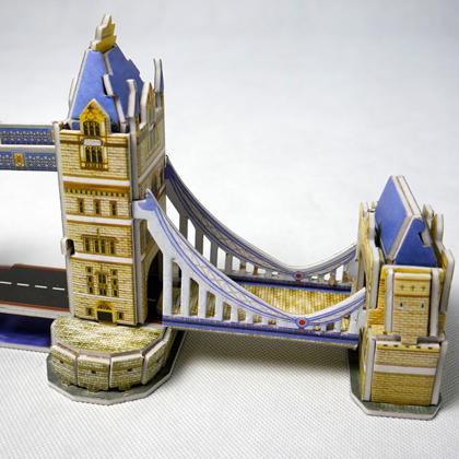 puzzle pro děti - most