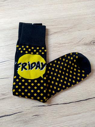 ponožky dny v týdnu