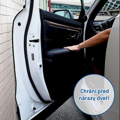 ochranné lišty na auto