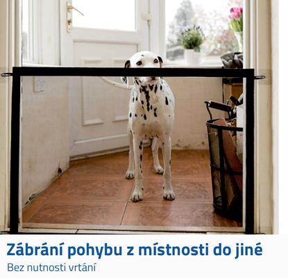 Zábrana do dveří