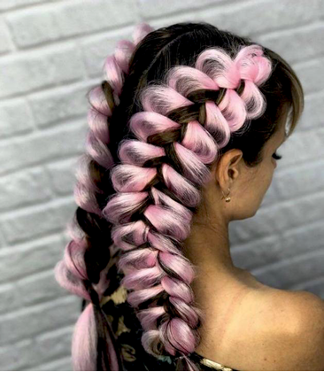 vlasové příčesky
