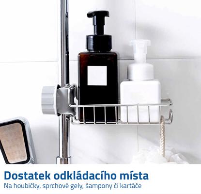 Držák na sprchu