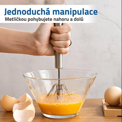 Šlehání vajíčka