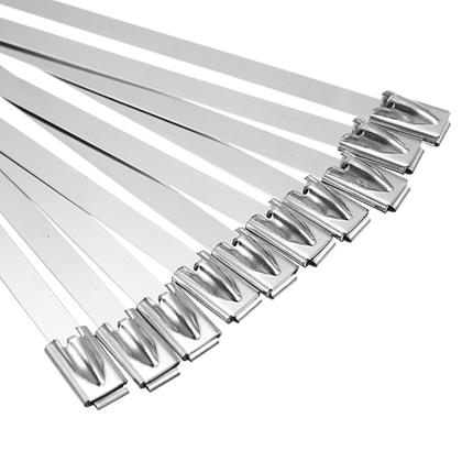 stahovací pásky kovové