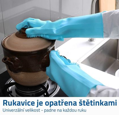 Rukavice na mytí