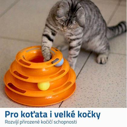 Kočičí hračka
