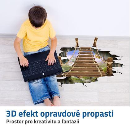 3d samolepky na podlahu