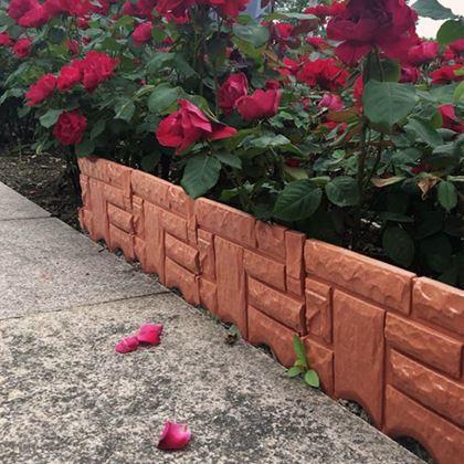 zahradní palisády