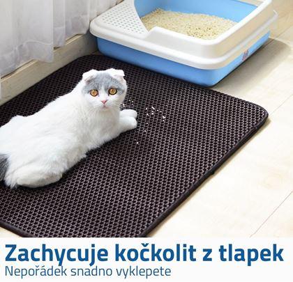 Podložka pod toaletu