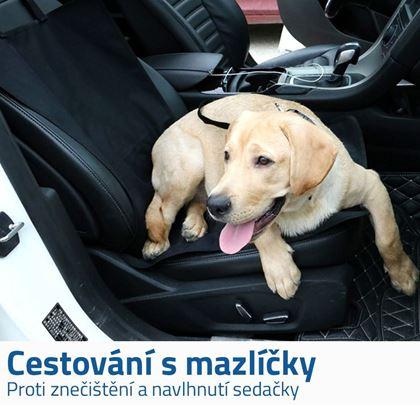 Obrázok z Deka pre psa do auta