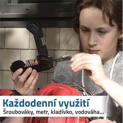 nástroj pro kutily 17v1