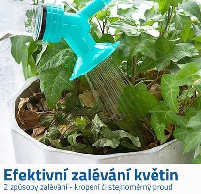 Pomocník na zalévání květin