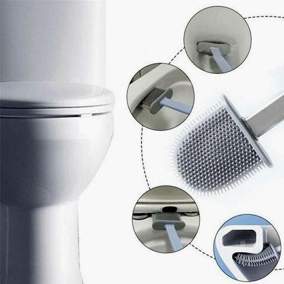 Toaleta a silikonový kartáč