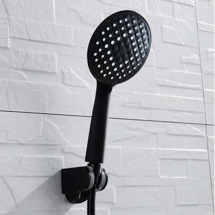 Obrázok z Sprchová hlavica - čierna