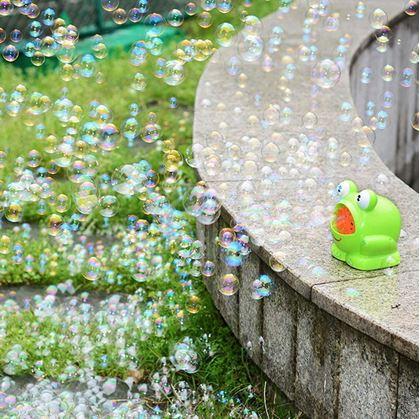 Bublinkovac zaba