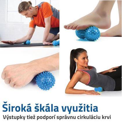 masážní cvičební válec