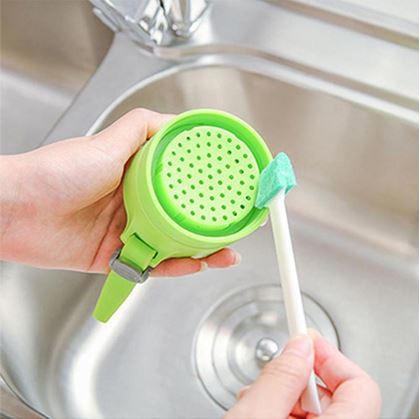 čistící kartáček do domácnosti