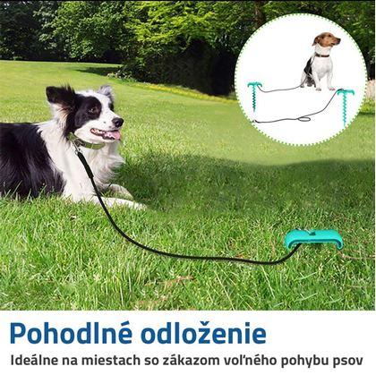 uvazovací kotva pro psy