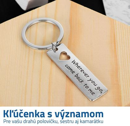 Kľúčenky na kľúče