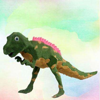 Vymodeluj si dinosaura