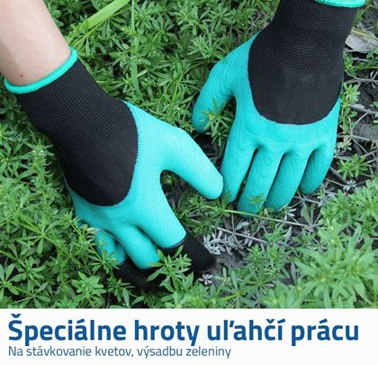 Zahradné rukavice