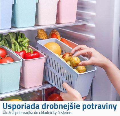 Organizér do chladničky