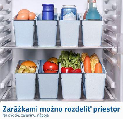 Priehradka do chladničky