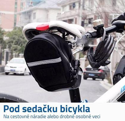 Cestovná taška na bicykel