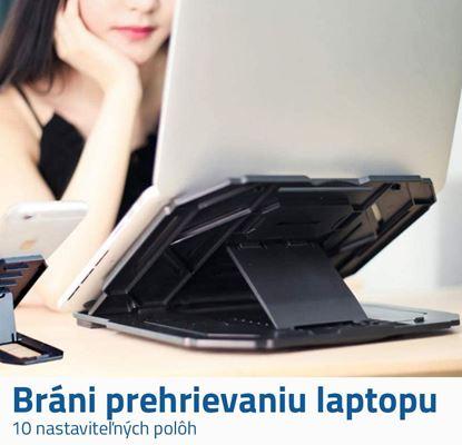 Obrázok Otočný stojan na notebook